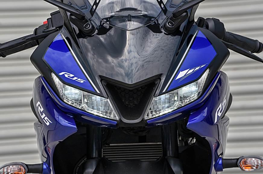 yamaha R15 V3 ABS motorcycle diaries