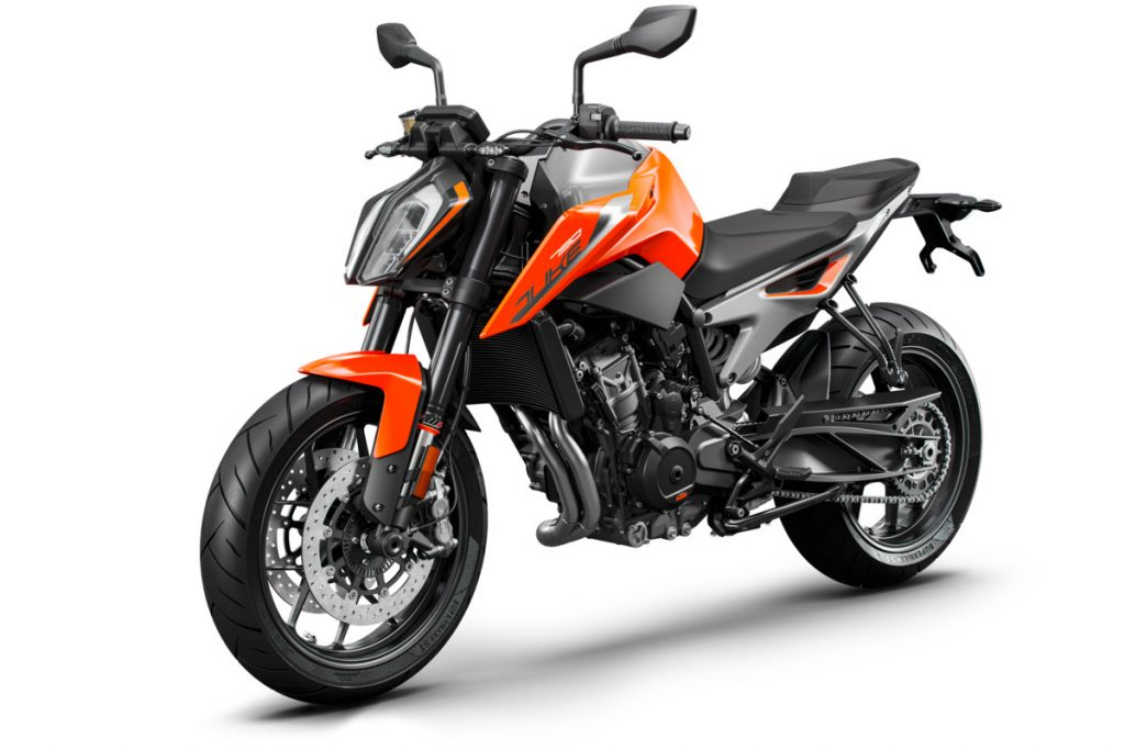Upcoming premium 790 motorcycle diaries