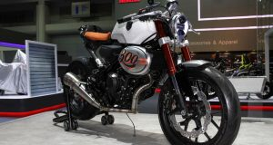 Honda cafe racer motorcyclediaries