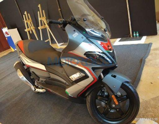 Aprilia sr max 300 motorcycle diaries