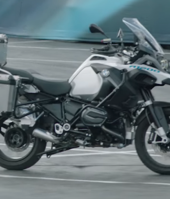 BMW GS 1200 motorcycle diaries