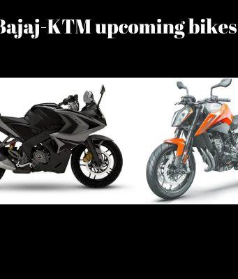 Bajaj and KTM