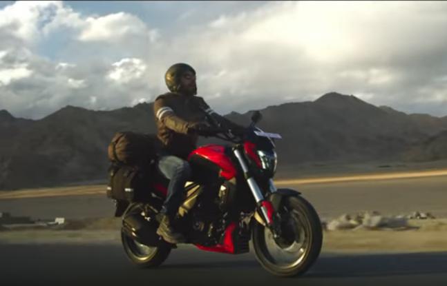 2019 Dominar motorcycle dairies
