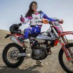 gianna dakar rally motorcycle diaries