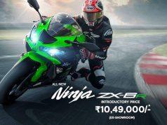 Kawasaki ZX6R motorcycle diaries