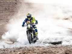 TVS motorcycle diaries