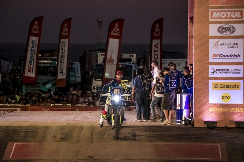 Dakar Rally 2019 motorcycle diaries