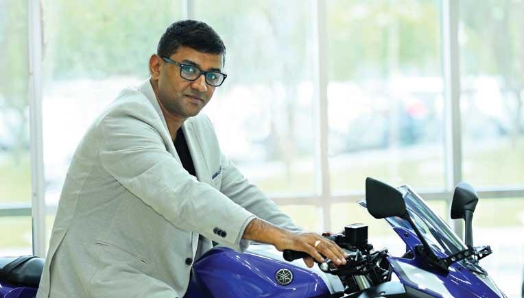 Yamaha India Motorcyclediaries