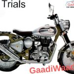 2019 RE trails motorcycle diaries