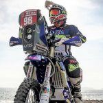 Sara Dakar Rally motorcycle diaries