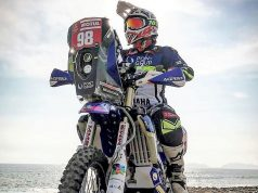 Sara Dakar Rally motorcycle diaries