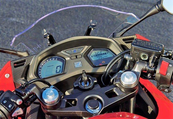 honda cbr 650f motorcycle diaries