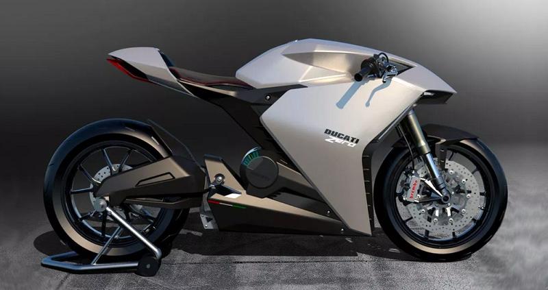 ducati electric motorcycle diaries