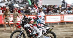 Dakar 2019 motorcycle diaries