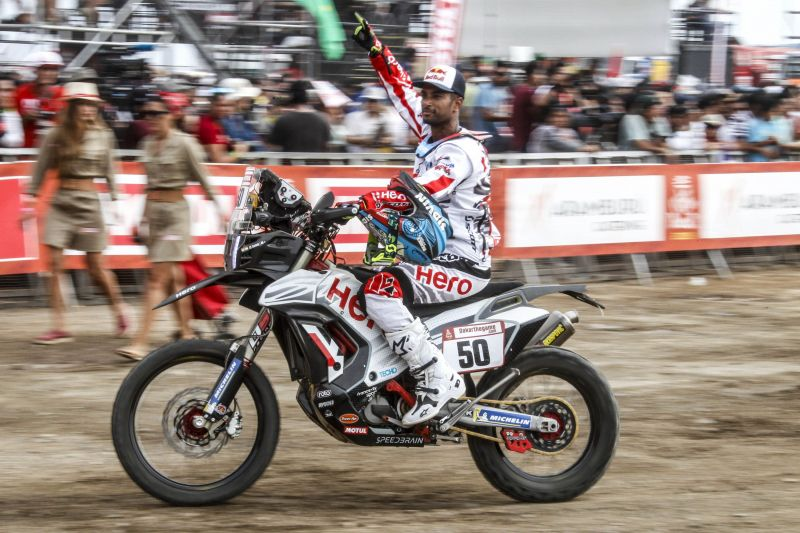 Dakar 2019 motorcycle diaries