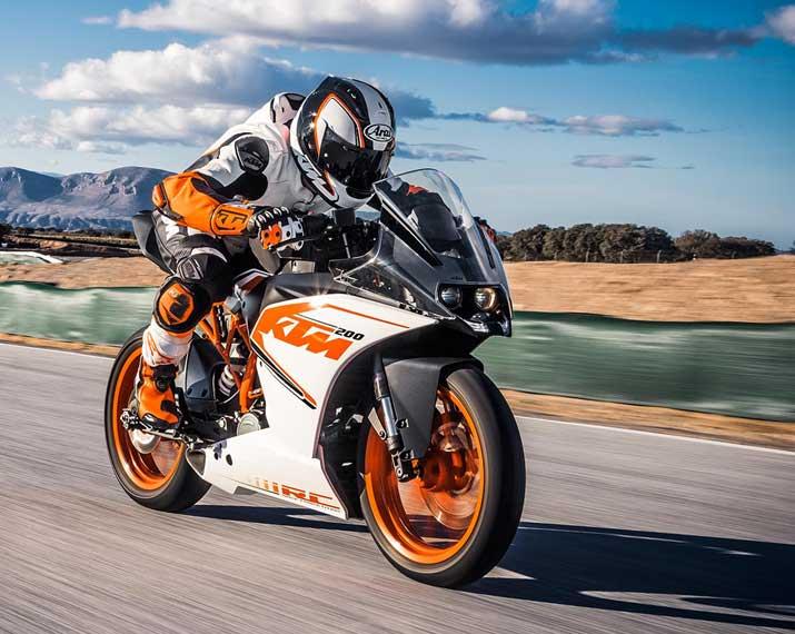 ktm rc 200 motorcycle diaries