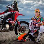 Laia Dakar Rally motorcycle diaries