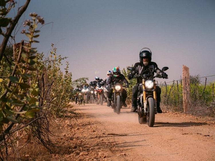 Ducati Dream Tour motorcyclediaries
