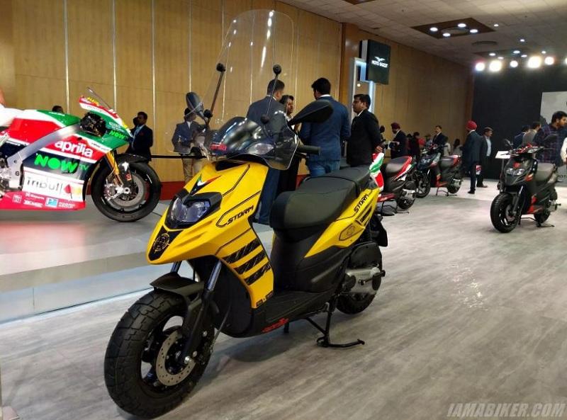 aprilia 125 motorcyclediaries.in