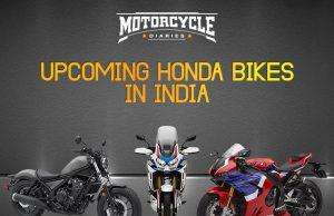 Upcoming Honda Bikes Motorcyclediaries