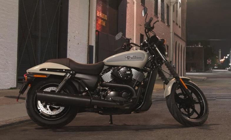 Street 750 motorcyclediaries