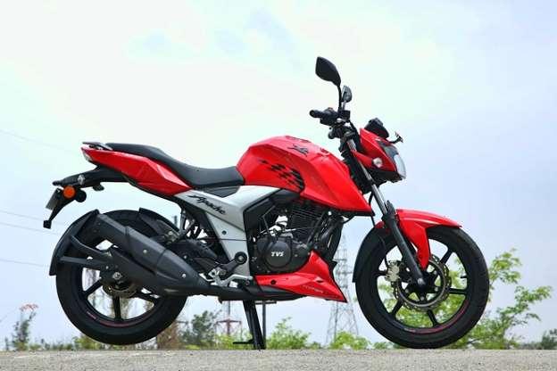 apache 160 4v motorcyclediaries