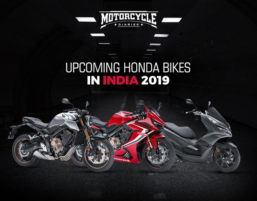New bikes photo 2020 honda