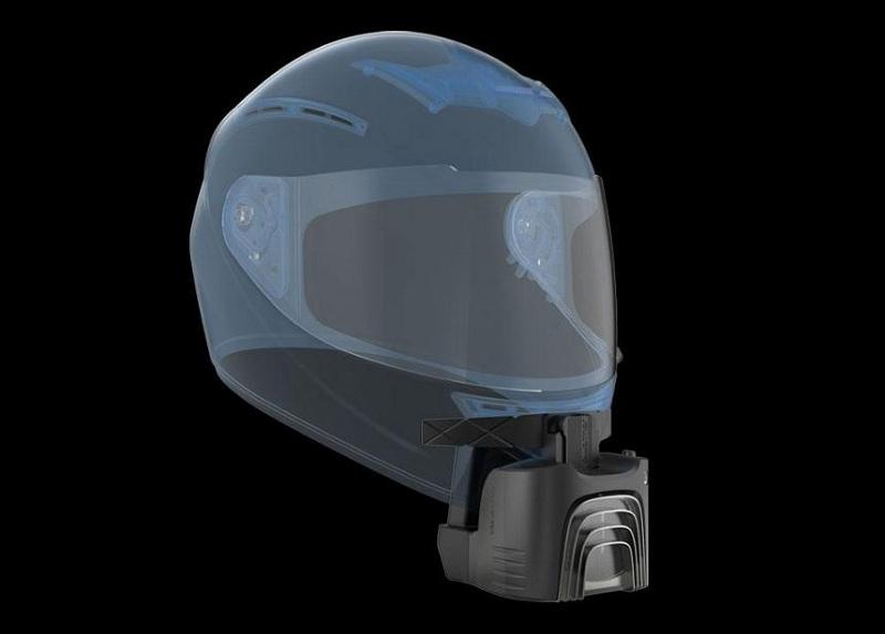 blusnap helmet cooler motorcyclediaries
