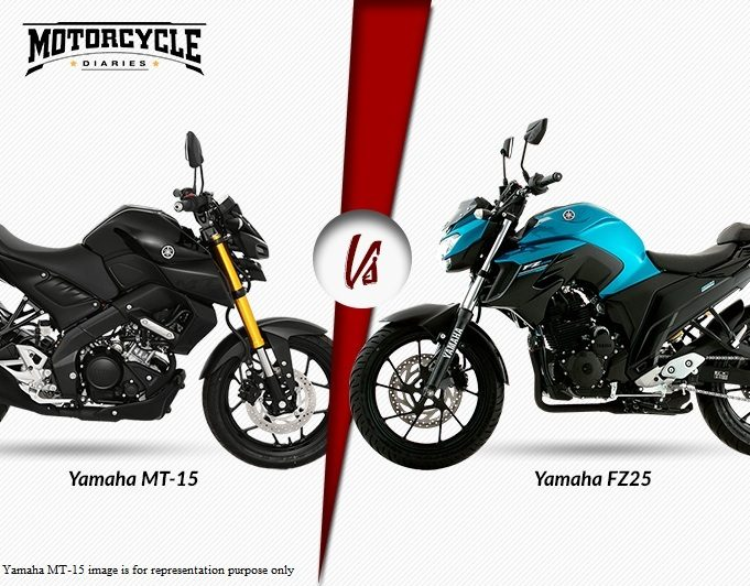 mt15 vs fz25 motorcyclediaries