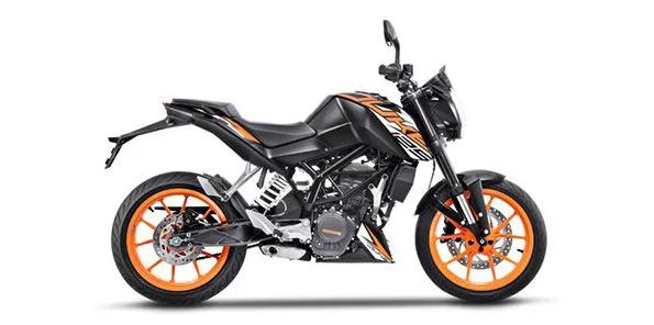 ktm duke 125 price motorcyclediaries
