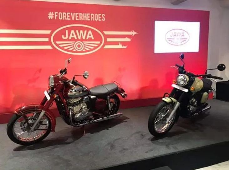Jawa Signature Edition motorcyclediaries