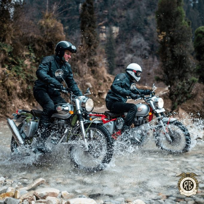 royal enfield bullet trails motorcyclediaries