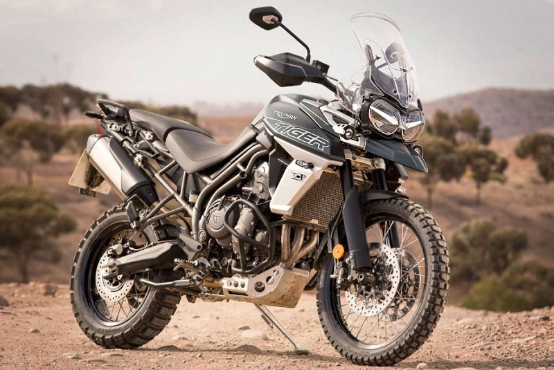 Triumph Tiger 800 Xca Launched In India At Rs 1516 Lakh Mcd