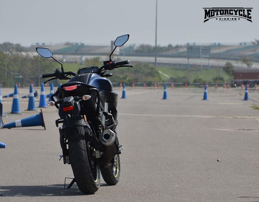yamaha mt15 rear motorcyclediaries