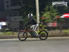 polarity electric cycle
