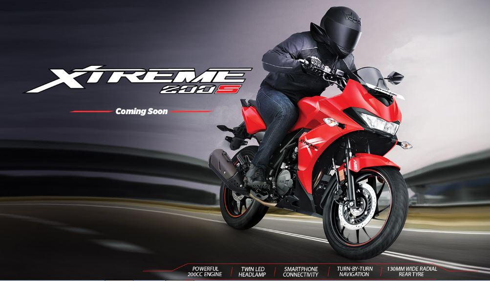 hero xtreme 200s motorcyclediaries