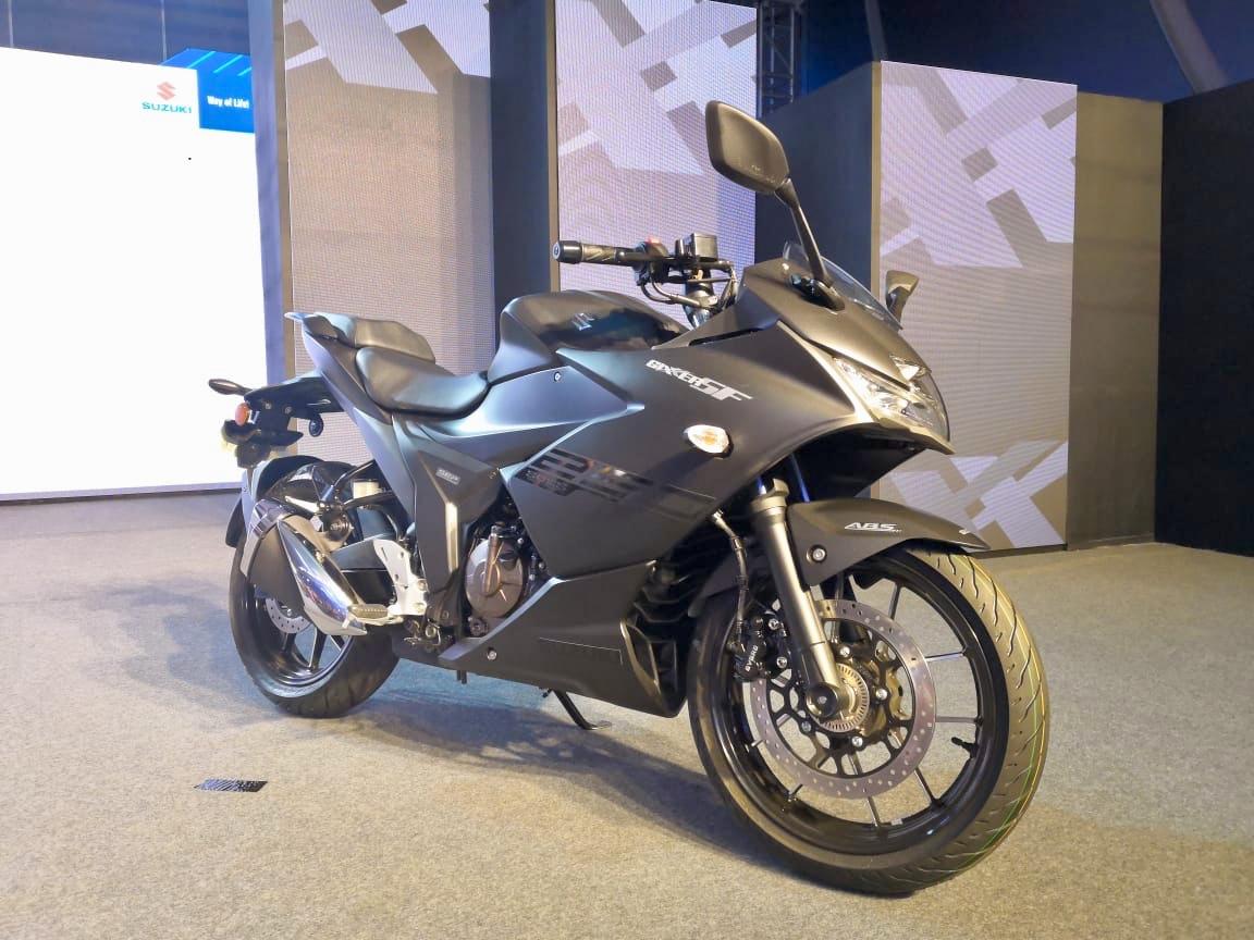gixxer 250 price motorcyclediaries
