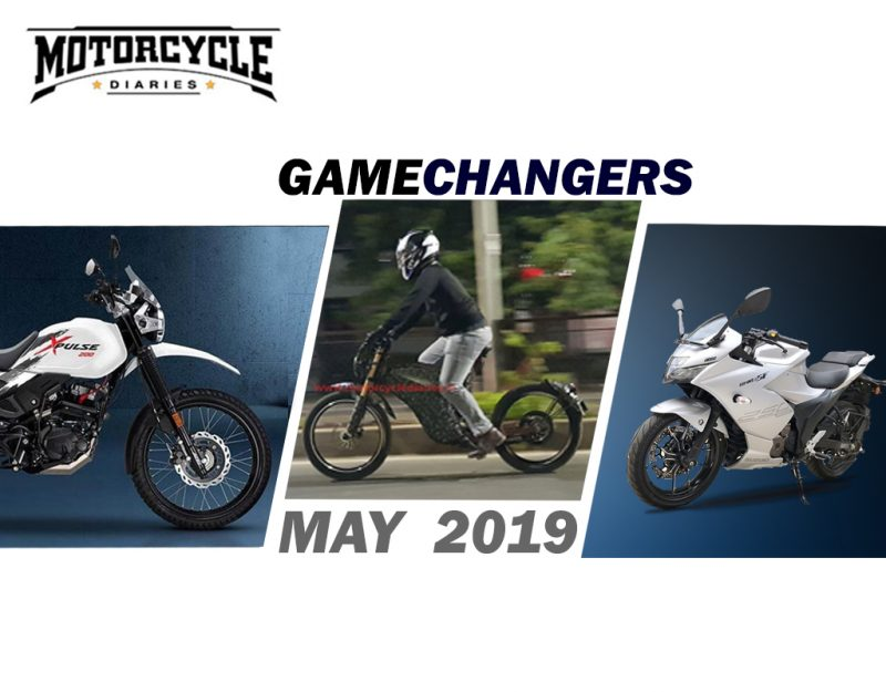 game changers of the month may 2019 motorcyclediaries