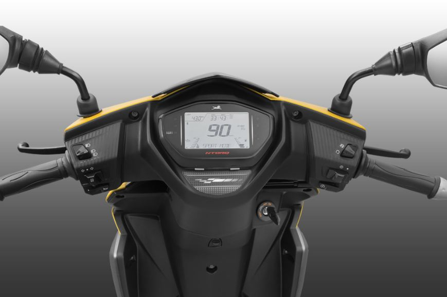 Hero Maestro Edge 125 motorcyclediaries