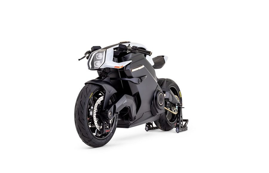 2019 Arc Vector Motorcyclediaries