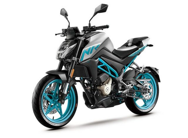 Cf Moto 250 Nk Bike Price In India - Ultimo Coche
