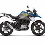 BMW G310R GS side motorcyclediaries