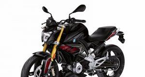 BMW G310R front quarter motorcyclediaries