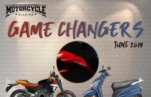Game Changers June 2019 motorcyclediaries