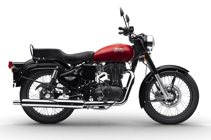 Royal-Enfield-Bullet-350-motorcyclediaries