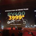 revolt rv 400 price motorcyclediaries