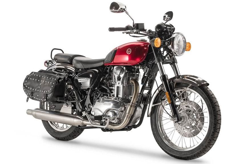 Benelli Imperiale 400 Motorcyclediaries