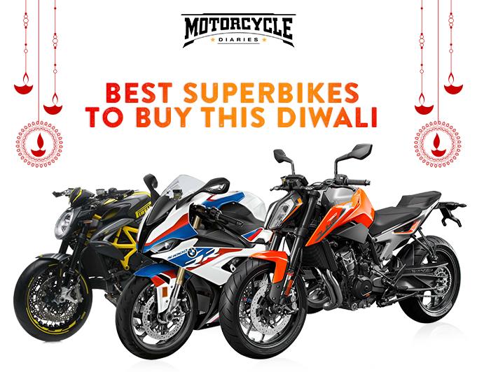 best superbikes to buy this diwali motorcyclediaries