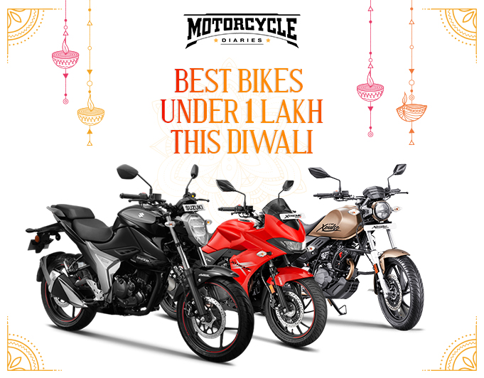 Best Bikes Under 1 Lakh In India In 2019 Motorcyclediaries