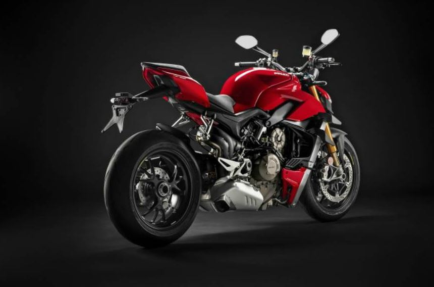 Ducati Streetfighter V4 Motorcyclediaries